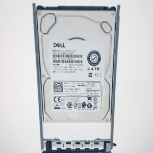 """Dell W335K 500GB 2.5/"""" SAS HDD 7200RPM 6GBPS ST9500431SS w// Tray"""